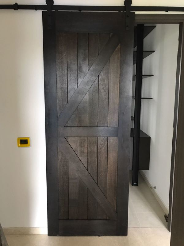 Barn Doors With Barn Sliding Track Doctor Doors Decor
