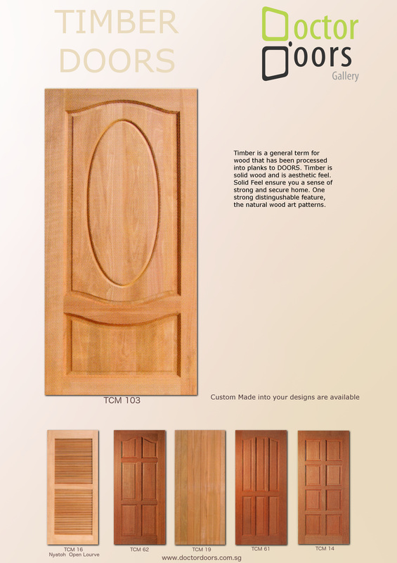 Wooden Doors Doctor Doors Decor Pte Ltd