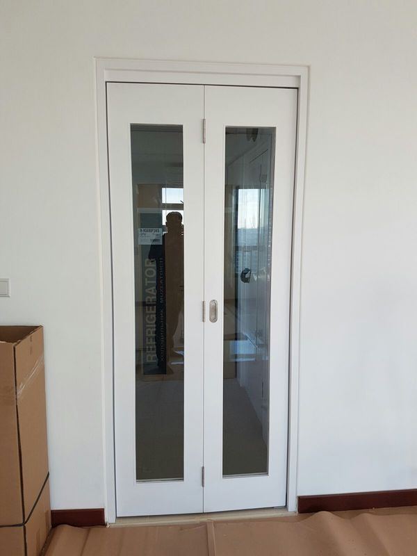 Nyatohply Bi-Fold Door & Bi-Fold / Collapsible Doors - DOCTOR DOORS DECOR PTE LTD